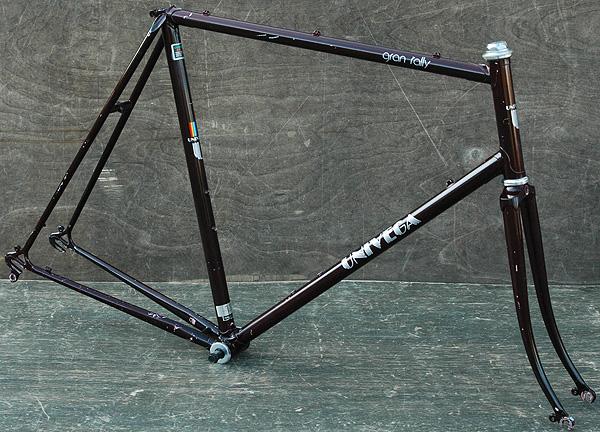 Vintage Bicycle Frame 19