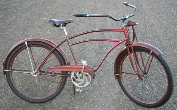 Craigs Auto Sales >> 1941 Prewar Western Flyer FatTire Bicycle Made By Huffman Mfg.