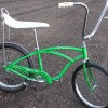 1965 Lime Schwinn Stingray Bike
