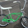 1965 Lime Schwinn Stingray Bike J-33 2 Speed