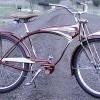 1947 Schwinn B-6 Ballooner Bike