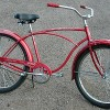 1965 Vintage Heavy Duty Schwinn Wasp Paperboy Bicycle