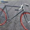 1930s Wards Hawthorne Track Racer Bicycle