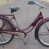 1941 Elgin Deluxe Ladies Ballooner Bicycle