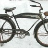 1940s CWC Built Fleet Wing Bicycle