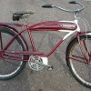 1950s Western Flyer Murray built Ballooner Bike