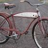 1959 Schwinn Deluxe Tornado Bike