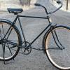 1900s Antique Lake View Cycle Company Wood Wheel Bike