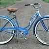 1952 Classic Vintage Schwinn Ladies Ballooner Cruiser Bike