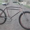 1935 Wyeth Standard Schwinn Built B-9 Motorbike