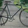 The Flying Merkel Bicycle Early Miami Cycle Wood Wheel Bike