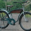 Antique 1935 Columbia Superb Twinbar Airider Ballooner Bike