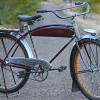 1941 Vintage Iver Johnson Super Mobike Ballooner Bicycle $3600