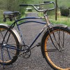 1941 Vintage Iver Johnson Streamline Deluxe Mobike Ballooner Bicycle