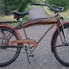1940 Dayton Huffman Long Tank Twin-Flex Suspension Bicycle $$$$