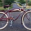 Vintage Prewar 1940 Henderson Schwinn DX Ballooner Bicycle $2700