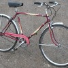 1950 Violet Schwinn New World Sports Tourist 3 Speed Bike