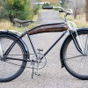 Vintage 1939 Clipper Bicycle made by Pope / Columbia / Westfield Manufacturing $620