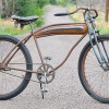 Vintage Goodyear Columbia Rusto Rat Rod Cruiser Tank Bicycle