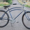 Vintage 1937 CWC Roadmaster Standard Double Bar Motor Bike $495