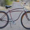 1947 Vintage Rat Rod Planes & Trains Schwinn DX Cruiser Bike $625