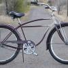 1953 Vintage BF Goodrich Schwinn Straightbar Cruiser Bike $780