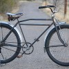 Vintage 1934 Colson Rat Rod Motorbike Ballooner Bicycle $625