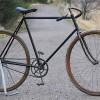 Vintage 1898 Thistle Racer / Roadster Wood Wheel Bicycle $3800