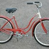 1961 Vintage Ladies Schwinn Spitfire Middleweight Bicycle $440