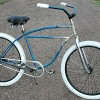 1954 Vintage Schwinn Spitfire StraightBar RatRod Cruiser Bike