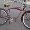 1948 Vintage Schwinn Beast-6 Ballooner Tank Cruiser Bicycle