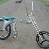 2009 Lux Low Droid 2 Chopper Bicycle $2000