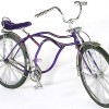 2008 Lux Low Purple Nurple Chopper Bicycle