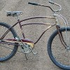 1940 Prewar Dayton Huffman Fat Tire Cruiser Bicycle