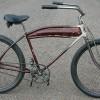 1936-39 Vintage Mead Ranger Rat Rod Ballooner Tank Bike