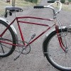 1934 Monarch Motorbike Bicycle made by Pope / Columbia MFG.