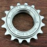 Free Wheel: Chrome 16 Tooth 4 Key Type 4 Vintage Bike & Track Hubs