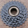 Freewheel: 5 or 6 Speed SunRace Freewheel