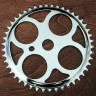 Sprocket: Vintage Schwinn Style 4 Hole 46 Tooth
