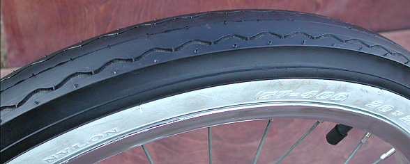 Tire 20 Quot X 2 125 Quot Stingray Chopper Muscle Bike Slick Tire