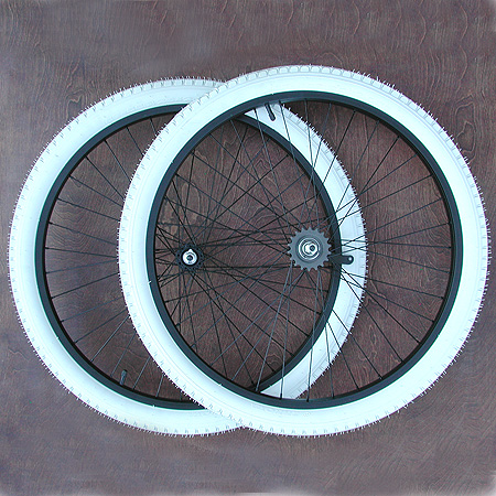 Bike Rims And Tires Cruiser Bike Wheels Combo