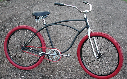 Schwinn cruiser bicycles the mad deibo rat rod recycled vintage
