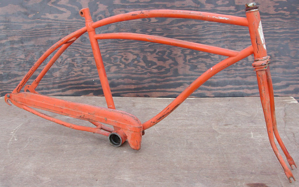 Lux Low Cruiser Frame Shop Vintage & Antique Rat Rod