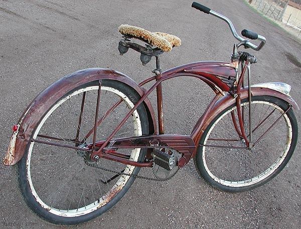 vintage schwinn messinger bicycles