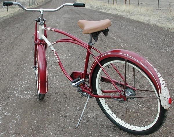 Schwinn Bicycle Painting : Bicycles