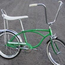 1965 Lime Schwinn Deluxe Stingray Bike 2 Speed