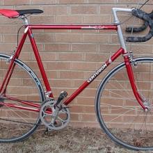 1985 Dave Scott IronMan Centurion Road Bike