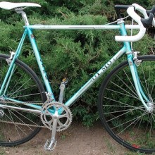 1988 Olympic Sintex 12 speed Italian Olmo Bicycle