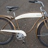1955 D.P. Harris made, Hawthorne Ballooner Bike