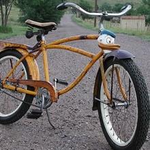 1950 Shelby Donald Duck Bike – Susan's Memories Keeny's Bike